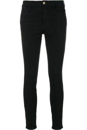 Frame Damen High Waisted - High rise skinny jeans