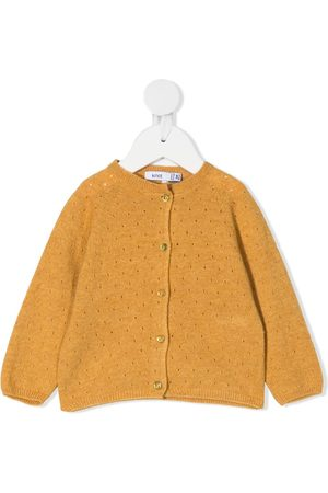 KNOT Tami pointelle knit cardigan