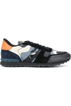 VALENTINO GARAVANI Rockstud low-top sneakers