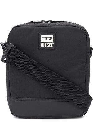 Diesel Herren Umhängetaschen - Logo patch crossbody bag