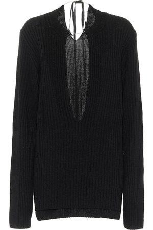 ANN DEMEULEMEESTER Pullover aus Wolle