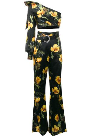 Philipp Plein In Flowers two -piece