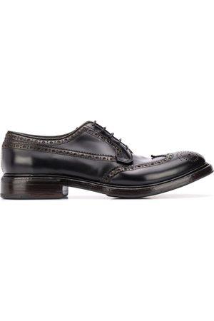 Premiata Classic derby shoes