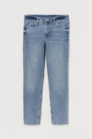 H&M Girlfriend Low Ankle Jeans