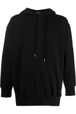 Stella McCartney Sweatshirts - Logo trim hoodie