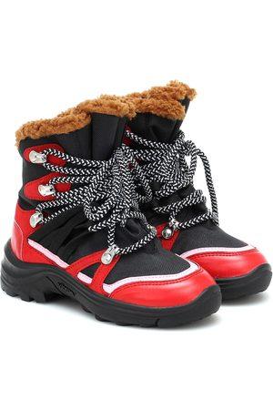 Stella McCartney Ankle Boots mit Lederimitat