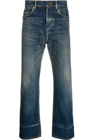Saint Laurent Straight-leg jeans