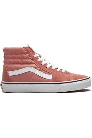 Vans Sk8-Hi suede sneakers