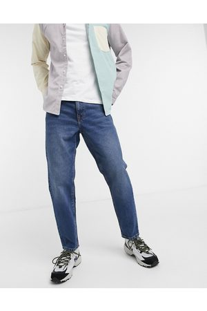 ASOS Classic rigid jeans in vintage dark wash