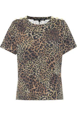 VERONICA BEARD T-Shirt Carla aus Baumwolle