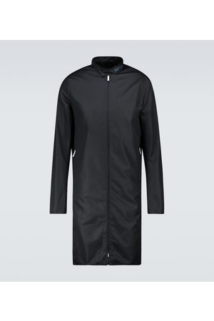 RAF SIMONS Slim-Fit-Mantel aus Tech-Material