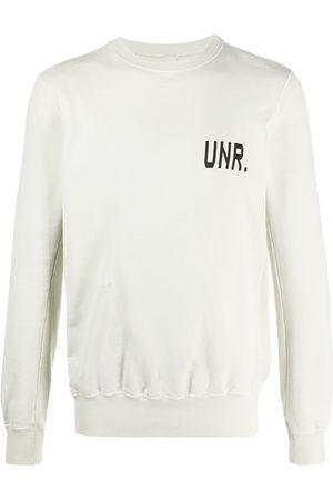 Unravel Project Logo print sweatshirt