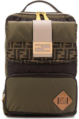 Fendi Herren Rucksäcke - FF-pattern backpack