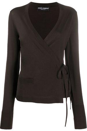 Dolce & Gabbana Damen Blusen - Wrap blouse