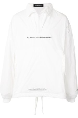 UNDERCOVER Half-zip pullover jacket