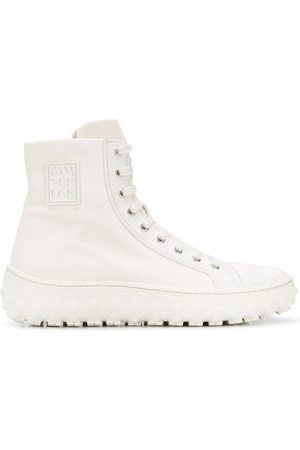 CamperLab Ridged sole high-top sneakers