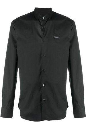 Philipp Plein Long sleeve button-down shirt