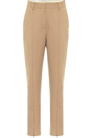 MM6 MAISON MARGIELA Cropped-Hose aus Twill