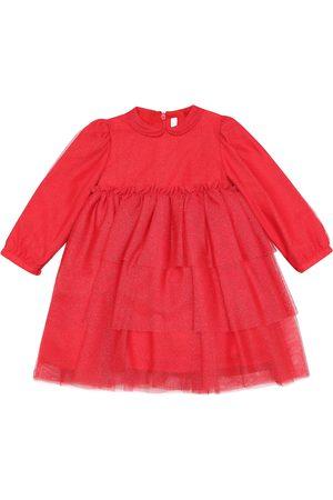 Il gufo Baby Kleid aus Tüll