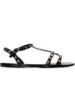 VALENTINO GARAVANI Damen Sandalen - Rockstud jelly sandals