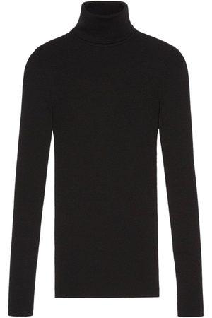 Gucci GG rib-knit jumper