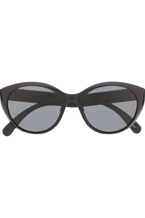 Gucci Chevron-detail sunglasses