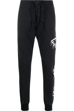 Paul & Shark Shark-print track trousers