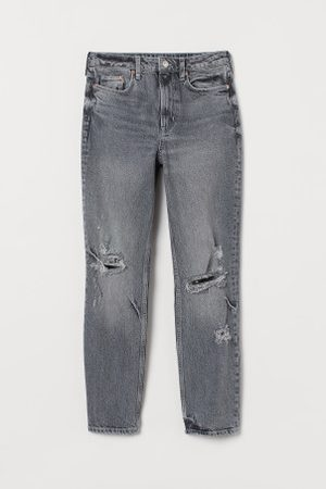H&M Vintage Slim High Ankle Jeans