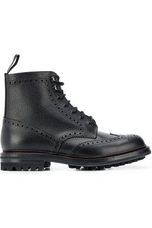 Church's Herren Stiefel - Brogue detail boots