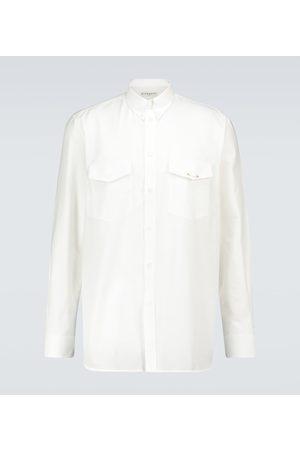 Givenchy Oxford-Hemd aus Baumwolle