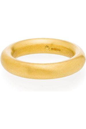 Shola Branson Herren Ringe - 14kt yellow ring