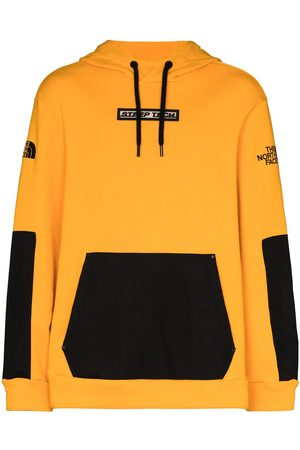 The North Face Chest print cotton hoodie