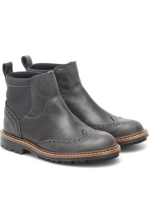 BONPOINT Stiefel aus Leder