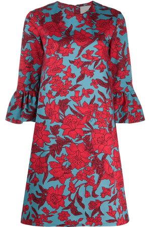 La DoubleJ 24/7 floral print dress