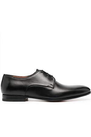 santoni Lace-up leather shoes