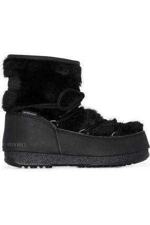 Moon Boot Damen Snowboots - Monaco faux fur boots