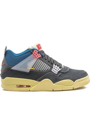 "Jordan X Union Air 4 SP ""Off-Noir"" sneakers"