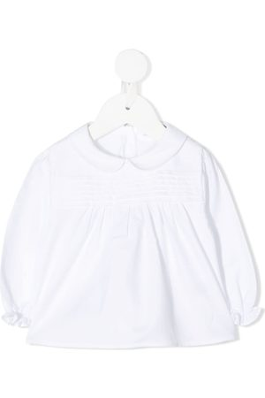 KNOT Baby Blusen - Pleated baby blouse