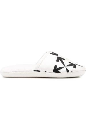 OFF-WHITE Halbschuhe - Arrows motif slippers