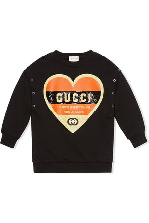Gucci Heart-motif sweatshirt