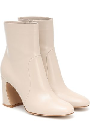 Gianvito Rossi Damen Stiefeletten - Ankle Boots aus Leder