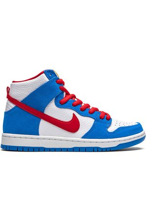 "Nike SB Dunk High ""Doraemon"" sneakers"