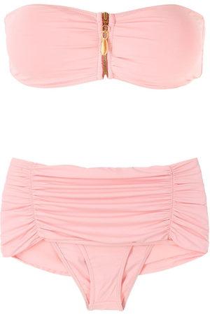 Brigitte Damen Bikinis - Dani strapless bikini set