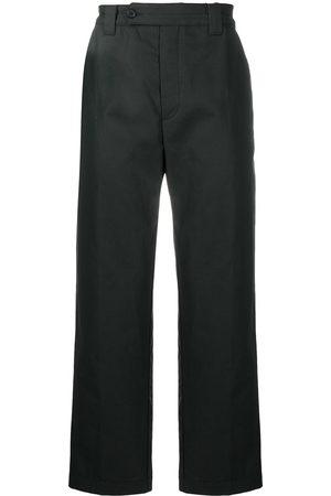 Kenzo Herren Hosen & Jeans - Cropped straight-leg trousers