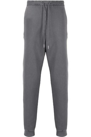 Thom Browne Logo patch track pants