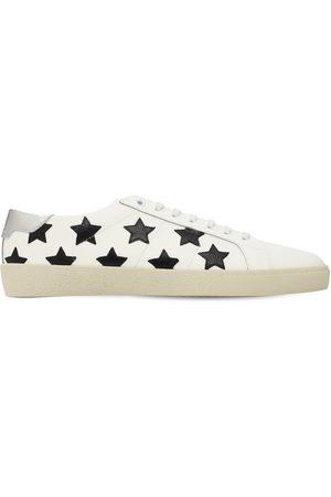 "Saint Laurent Ledersneakers ""stars"""