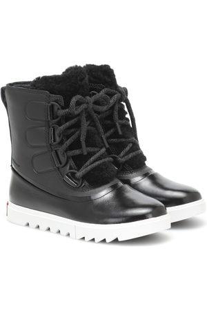 sorel Ankle Boots Joan Of Arctic Next Lite