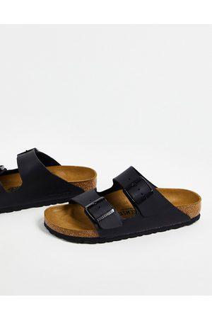 Birkenstock Arizona flat sandals in black