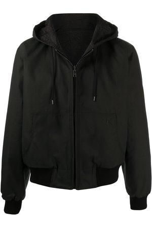 Kenzo Quilted hooded jacket