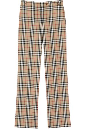 Burberry Vintage Check tailored trousers